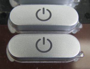 grawerowanie laserowe przycisków